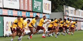 Galatasaray'ın kamp kadrosu açıklandı