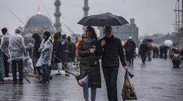 Marmara'da sıcaklıklar azalıyor! İstanbul'da hava durumu bugün nasıl olacak?