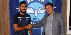 Adana Demirspor, Tevfik ile imzaladı