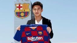 Barcelona, Japon yıldızı transfer etti! Serbest kalma maddesi...