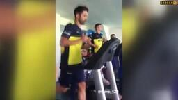 Hasan Ali Kaldırım yeni sezona hazırlanıyor!