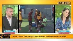 Nevzat Dindar: 'Galatasaray'da Mbaye Diagne gidiyor Samatta geliyor'