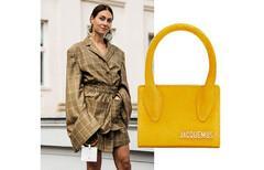 Sokak stiline damga vuran 2018 çanta trendleri