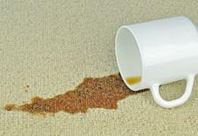 Halıdaki kahve lekesi nasıl çıkarılır?