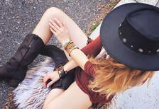 Trend: Kovboy çizmeleri