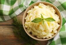 Patates püresi yapımı