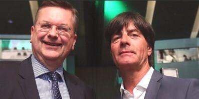 Almanya, Löw ile devam dedi