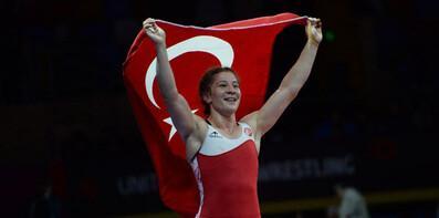 Yasemin Adar, üst üste 4. kez Avrupa şampiyonu!