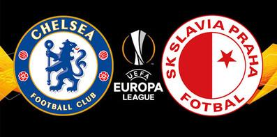 Chelsea - Slavia Prag: 4-3