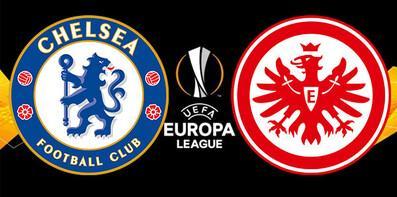 Chelsea penaltılarla Frankfurt'u eledi, finale çıktı!