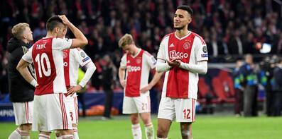 Ajax korkusu  sona erdi