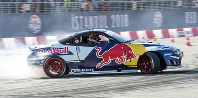 Red Bull Car Park Drift finali 30 Haziranda İstanbulda