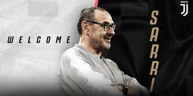 Juventus, Maurizio Sarri'yi resmen açıkladı!