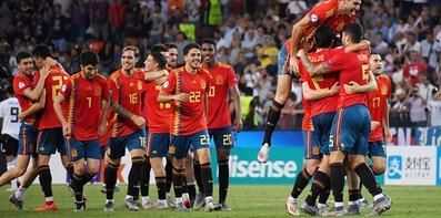 Avrupa finalinde İspanya, Almanya'yı devirdi!