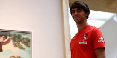 Atletico Madrid, Joao Felixi açıkladı: 126 milyon euro