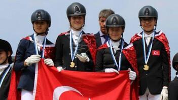 At Terbiyesi Balkan Şampiyonasında Türkiyeden büyük başarı