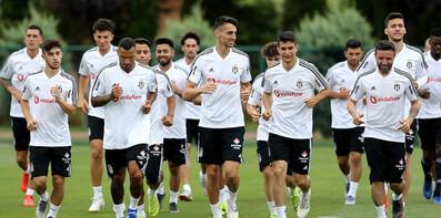Beşiktaş 7 hazırlık maçı yapacak! İşte program...