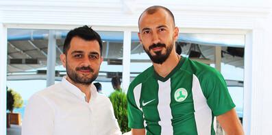 Giresunspor, Ahmet İlhan Özek ve Bekir Yılmazı transfer etti