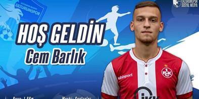 BB Erzurumspor, Cem Barlık'ı kadrosuna kattı