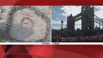 İstanbul ve Londra'da aynı anda başladı