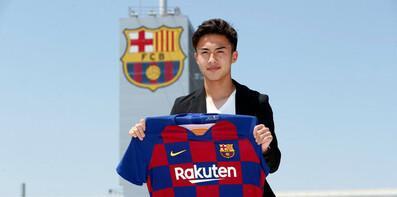 Barcelona, Japon Hiroki Abe'yi transfer etti!