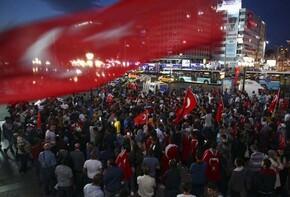 Tüm Türkiye'de '15 Temmuz' anıldı