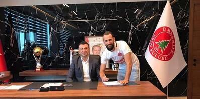 Ümraniyespor, Fransız golcü transfer etti