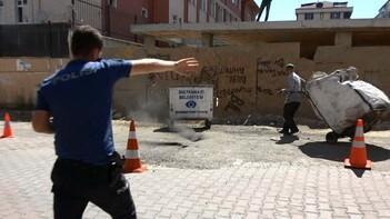 Sultangazi'de büyük panik! Halk sokağa döküldü