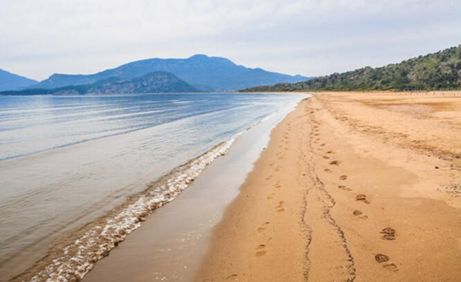 Türkiye'nin en gözde 10 plajı
