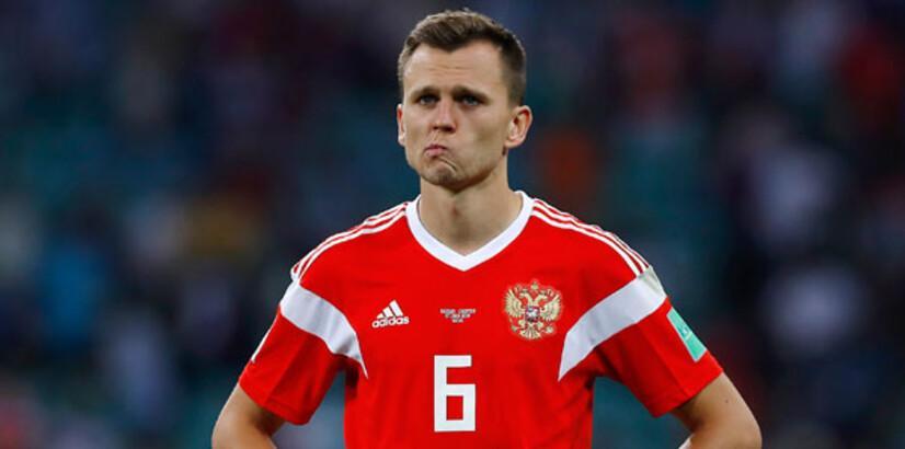 Rus futbolcu Cheryshev dopingli çıktı!