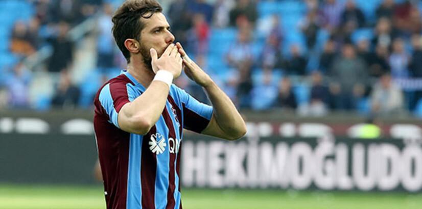 Uğur Demirok'tan Trabzonspor'a duygusal veda!