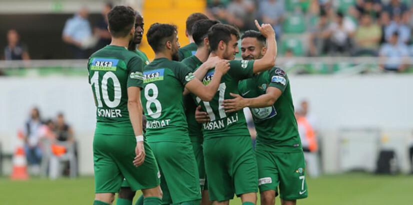 Teleset Mobilya Akhisarspor - Osmanlıspor: 2-1