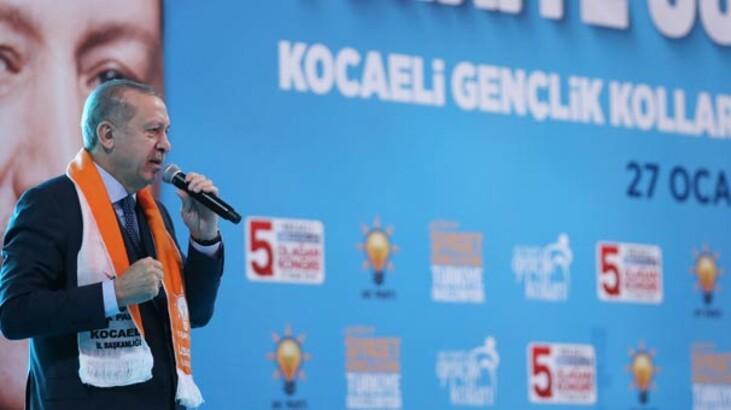 Cumhurbaşkanı Erdoğan'dan İdlib işareti: Yürüyeceğiz...