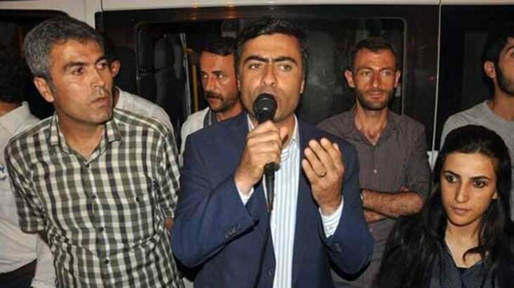 HDP'li Vekil Abdullah Zeydan: PKK sizi tükürüğüyle boğar