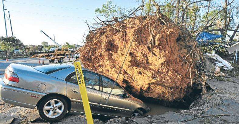 Amerika'da fırtına dehşet saçıyor: 45 ölü