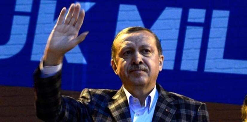 Başbakan Erdoğan: Bu iktidar yüzde 76'nın hizmetkarıdır
