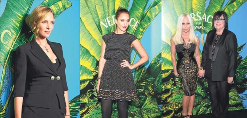 Versace tasarımları H&M fiyatına... - Cumartesi Haberleri
