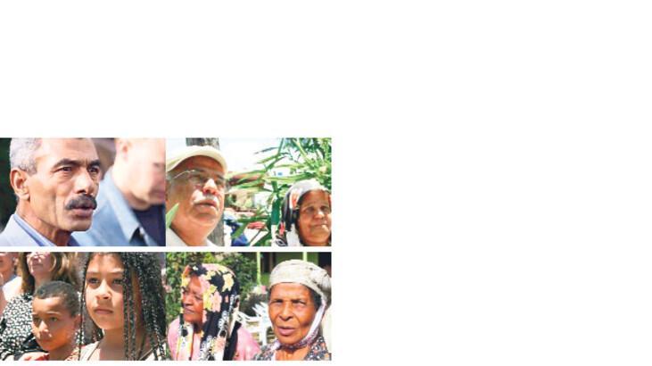 'Afro-Türkler' tanınmak istiyor