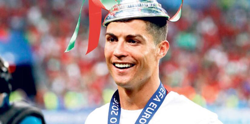 Yeni fenomen: Ronaldo