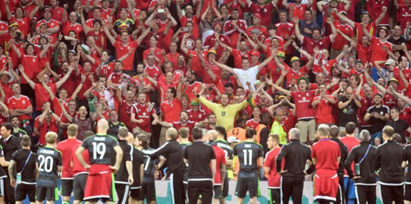 EURO 2016'ya sosyal medyada büyük ilgi