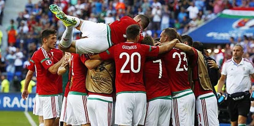 EURO 2016'nın golü Macar Gera'dan