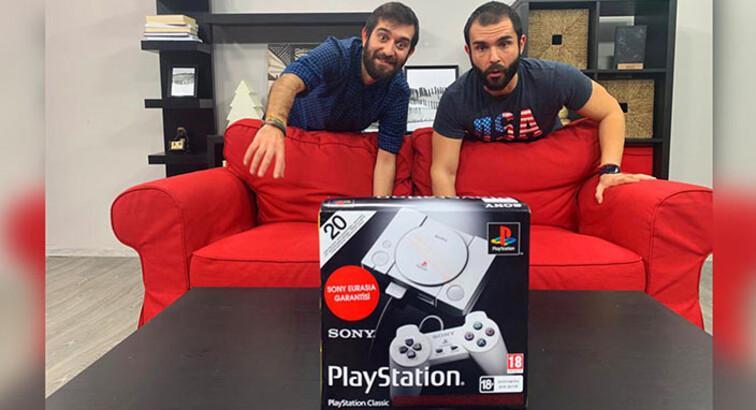 PlayStation Classic satın alınır mı? - Kutusunu açıp oynadık