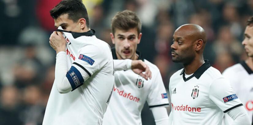 Beşiktaş'ta rekorlardan hüzne dönüş