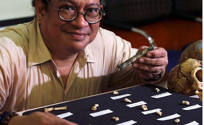 Filipinler'de yeni bir insan türüne ait fosiller bulundu!