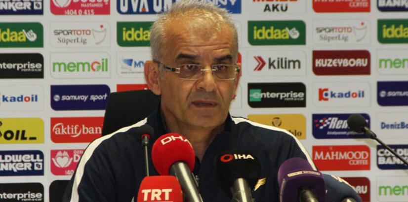 """Ercan Kahyaoğlu: """"Skor elde ediyoruz ama..."""""""