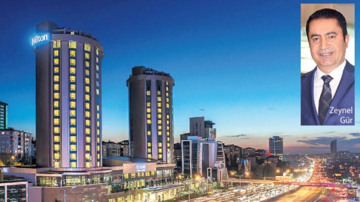 Hilton Kozyatağı'na 5 yıl üst üste ödül