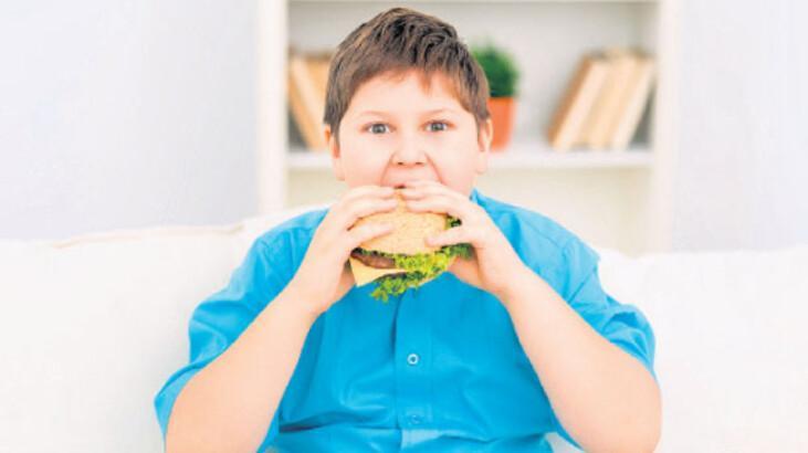 Boşanma çocuklara kilo aldırıyor