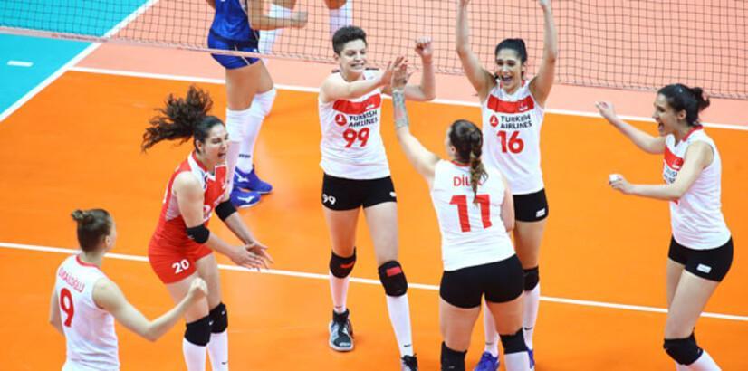 İtalya - Türkiye: 3-2