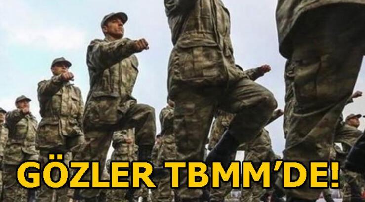Yeni askerlik sistemi yasalaştı mı?