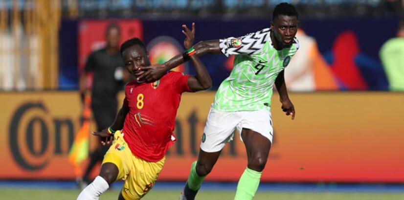 Nijerya - Gine: 1-0